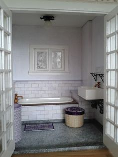 *Great website. I love the bathtub tiles would not do them on the tub though. The rug is nice. The rest though is just to old style and not modern enough.