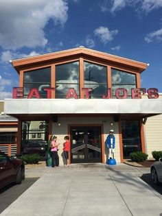 When visiting Joe's Crab Shack in Sevierville and if you are an attendee of the Sevierville Convention Center be sure to show Joe's Crab Shack team an event ID and receive 20% OFF!  Joe's Crab Shack is located at traffic light 13.1 Tanger Five Oaks Outlet Center.  1605 Parkway, Sevierville, TN 37862 Phone: (865) 774-3023 Hours: Open today · 11AM–11PM