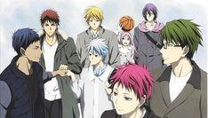 Kuroko no basuke yeni film geliyor! Kuroko No Basket, Anime Guy Blue Hair, Anime Hairstyles Male, Anime Guys With Glasses, Kagami Taiga, Generation Of Miracles, Last Game, Kuroko's Basketball, Manga Games