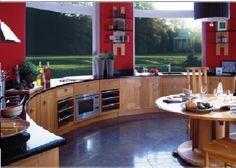 Cozinhas Rústicas para Área de Churrasco
