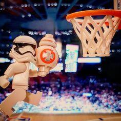 Tribute to God ... I believe I can fly  Air Stormstroopers  Happy Birthday Michaël Jordan  #Lego #NBA #LegoNBA #BasketBall #Jordan #Jumpman #StarWars #Stormstroopers #BB8 #MadisonSquareGarden #Minifigs #Minifigures #Legogram #Legostagram #Instalego #LegoPhotography #Bricks #Toys #ToysPhotography #Afol #LegoAddict #LegoVIP #Creativity #ILoveLego #LegoMoments #Legoart #Legolife #brickculture #Instamoment #France