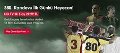 Digiturk Kampanyaları / Lig TV özel kampanya