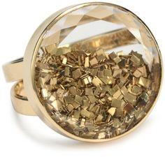 "Moritz Glik ""Kaleidoscope"" 18K Yellow Gold, White Sapphire Crystal and Floating Gold Ring, Size 7 Moritz Glik http://www.amazon.com/dp/B005EL6AE0/ref=cm_sw_r_pi_dp_ab0Pub1ZF2JG2"