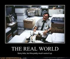 Poor Milton.  Office Space, one of the best, most relatable movies EVER!