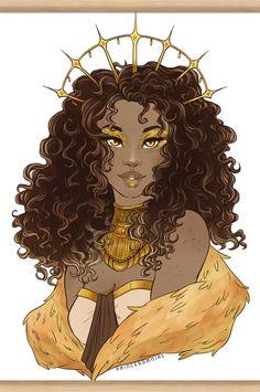 JR in Polvega traditional wear Black Girl Art, Black Women Art, Black Art, Art Girl, Black Girl Cartoon, Inspiration Art, Character Design Inspiration, Art Inspo, Arte Dope