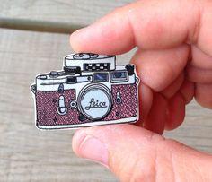 Retro+Camera+Shrink+Plastic+Brooch+Shrinky+Dink+by+HoleySocks