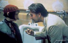 Léon - Publicity still of Natalie Portman & Gary Oldman