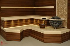 a sound to play music is a type of we offer to make your tranquil haven Bath Benefits, Cladding, Aspen, Wood, Outdoor Decor, Saunas, Cabins, Wellness, Play