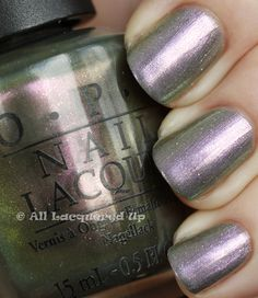 OPI Not Like the Movies - Swatched Once - $6 shipped or for swap/trade.