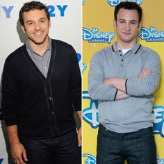 Fred and Ben Savage - Celebrity Siblings You Probably Didn't Know About