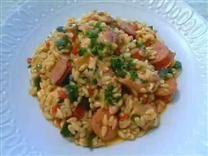 Sundried Tomato Chicken Sausage Ragu with Roasted Eggplant and Tomato Recipe - Allrecipes.com