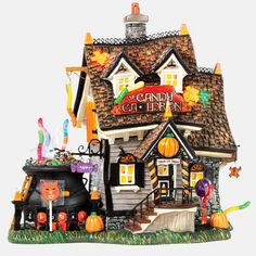 The Candy Cauldron Department 56