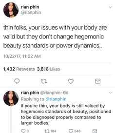 There are hierarchies of oppression as disturbing as that may sound. It absolutely applies to body size. . . #sexstuffwithkristin #fatphobia #bodyshaming #hierarchiesofoppression