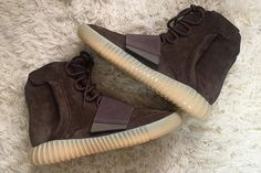 new style 00839 d1ab4 The Adidas Yeezy Boost 750  Chocolate  drops soon! For more Check Out www.de  by blkvis