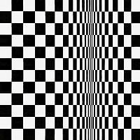 Movement in Squares - Bridget Riley