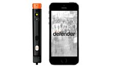 The Defender featured on The Guardian