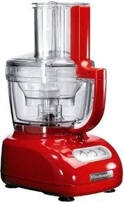 KitchenAid Artisan Red Food Processor