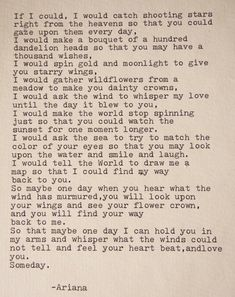Soulmate Quotes: QUOTATION – Image : As the quote says – Description love poem romantic poem love note love letter original poem written poetry typewritten poem wedding vow poem soul mate NOVA 5 Now Quotes, True Quotes, Words Quotes, Sayings, Long Sad Quotes, Who Am I Quotes, Heart Quotes, Qoutes, Love Letters To Your Boyfriend