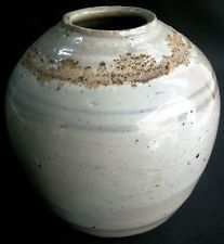 1800s Original Rare Antique Chinese Porcelain Pickle Jar Pot