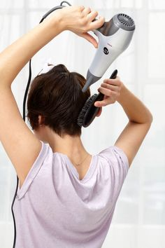 If your arm aches just thinking about blow-drying, take heart: These easy hair-saving tips will cut down on your mirror time and deliver salon-level results.