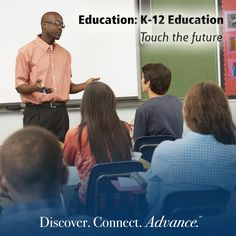 In the K-12 Education Program at Macomb, you will be introduced to the history and philosophy of education as you explore the teaching profession and the many education majors from which you have to choose.