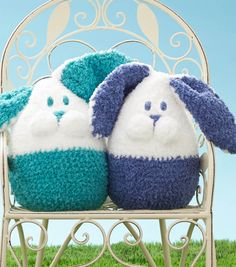 Crochet Bunny Buddy