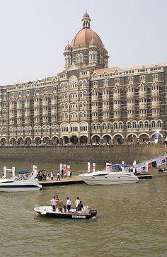 Taj Hotel, Mumbai | por Dey