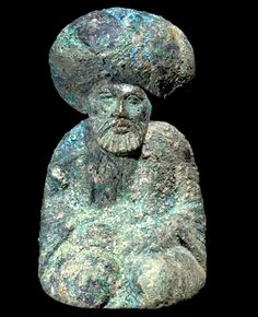 Great Tartaria of the Mongols. Eurasian Steppe, Blue Green Eyes, Sumerian, Jewish Art, Ancient Artifacts, Islamic Art, Art And Architecture, Archaeology, Sculptures