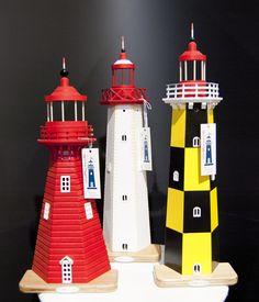 Fari in legno lighthouses