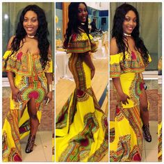 Ankara look that feel modern & fashion forward! Ankara fabrics are versatile, colourful and dominate red carpet and make fashion statements all the time and the weekends are the perfect time to show off bold styles. From dresses, statement skirts, trousers, matching sets and more, 'Ankara' is absolutely wearable in any style and they are …