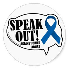 Speak Out Against Child Abuse. Every child deserves adult heros! Social Work, Social Issues, Emotional Abuse, Awareness Ribbons, Domestic Violence, Cyber Bullying, Children, Activists, Bikers