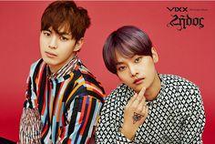 Hongbin & N VIXX Teaser Zelos
