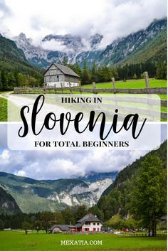 Passion for nature: Hiking in Slovenia for total beginners With a wonderful guide, hiking in Slovenia for total beginners (us) just became so easy. Just choose a hike and enjoy beautiful sceneries.
