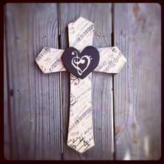 Like our facebook page to view all of our handmade crosses!   http://www.facebook.com/pages/Busy-Bees-Woodwork/289888877708047