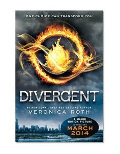 Divergent: Great book couldn't put it down..it may seem large to some people but it's so good you don't even notice once you start reading