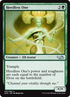 MTG X4: Drove of Elves FREE US SHIPPING! Shadowmoor U Light Play