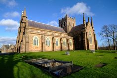 Cathedral Church of Ireland, Armagh - Northern Ireland Tourist Board