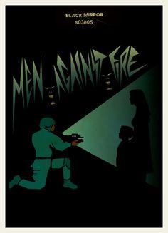 Black Mirror Minimalist Posters – Fubiz Media