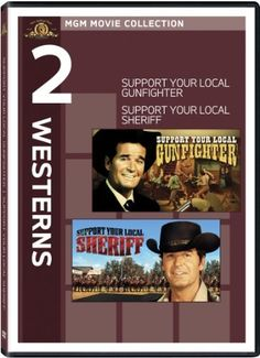 Support Your Local Gunfighter / Support Your Local Sheriff (Double Feature) DVD ~ James Garner, http://www.amazon.com/dp/B0041ONFMQ/ref=cm_sw_r_pi_dp_PUt8pb00A1H8D