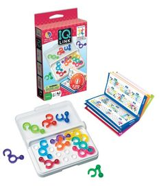 Amazon.com: SmartGames IQ Link: Toys & Games