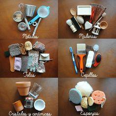 En la imagen os mostramos una serie de objetos que podemos incluir en el cesto de los tesoros. Es una actividad muy enriquecedora para…