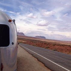 On the way to Monument Valley - Bonesyoumade Instagram.