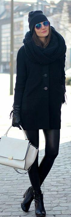 Street Style | Black