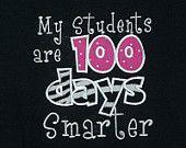 Items similar to 100 Days of School Shirt on Etsy