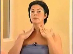 Оздоровительный массаж лица и шеи
