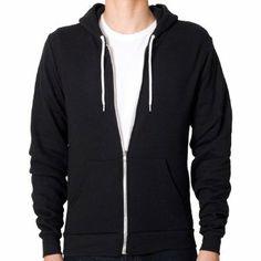 825f188093d3 Raiken® Apparel Flex Fleece Zip Up Hoody  Amazon.co.uk  Clothing