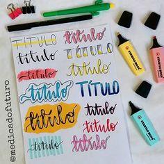 Bullet Journal Titles, Bullet Journal Inspo, Zebra Midliners, Doodle Art For Beginners, Header Design, Hand Lettering Alphabet, Beautiful Handwriting, School Notebooks, Cute Notes