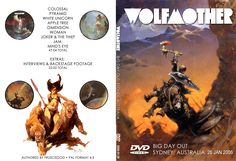 Wolfmother - 2006 - Live from the Big Day Out, Sydney [DVD] - gatefold