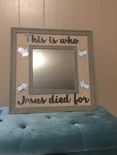 For His Glory: A simple reminder for my students. - For His Glory: A simple reminder for my students. Youth Room Church, Youth Ministry Room, Youth Group Rooms, Kids Church Rooms, Church Nursery, Youth Group Games, Ministry Ideas, Kids Church Decor, Sunday School Decorations