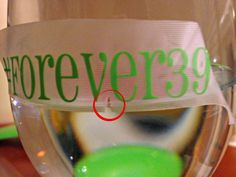 Silhouette School: Putting Vinyl on Wine Glasses: 7 Tips for Success